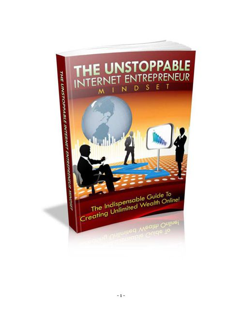 The_Unstoppable_Internet_Entrepreneur_Mindset