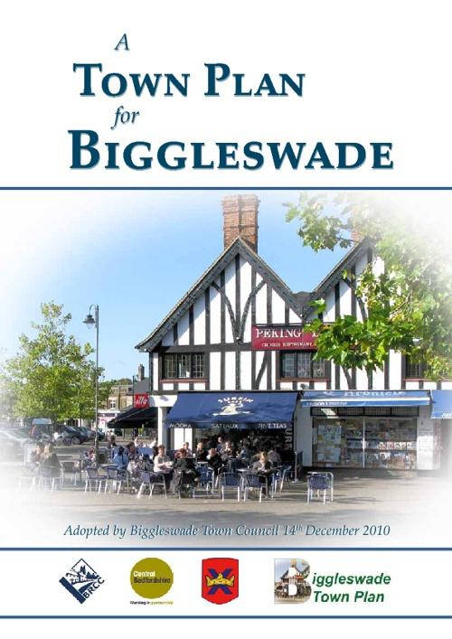 Biggleswade Town plan