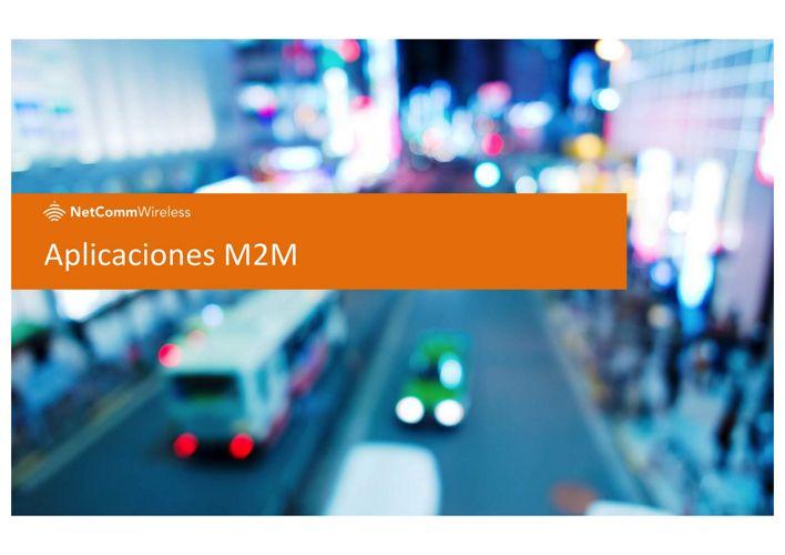 M2M_applications