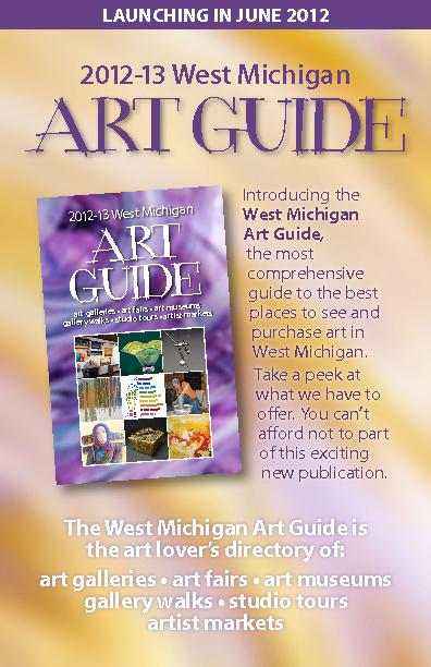 W MI Art Guide :: Rate Card