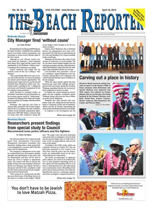 The Beach Reporter  4-10-14