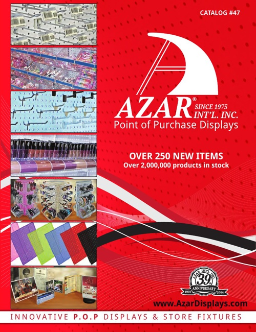 2014 Azar Displays Catalog
