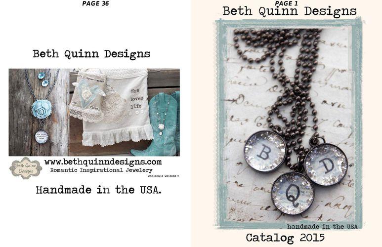 Beth Quinn Designs 2015