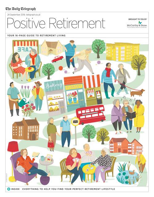 Positive Retirement - McCarthy & Stone 16/09/24