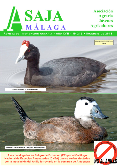 Revista Asaja Noviembre 2011
