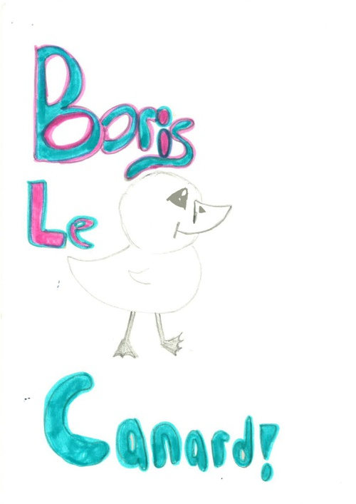 Boris le Canard