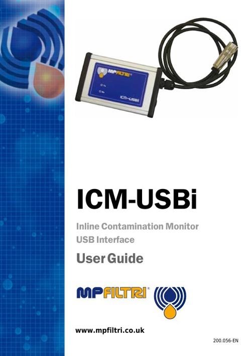ICM USBi User Guide