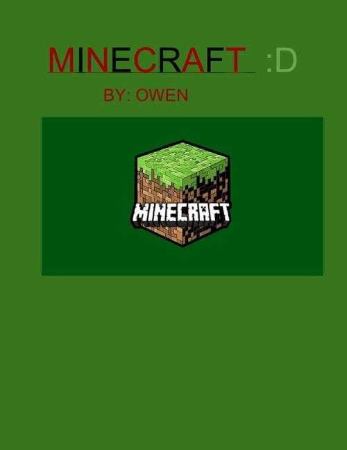 Minecraft By Owen