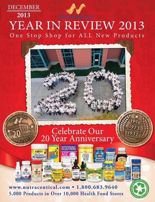 What's New Year In Review December 2013