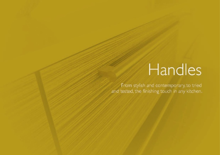 Handles Brochure