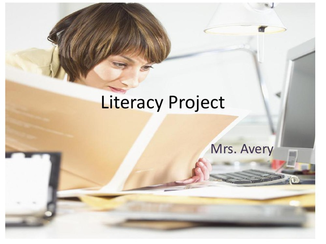 IBA 1 Literacy Project