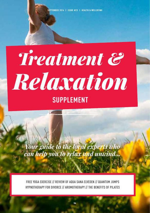 Treatment and Relaxation Supplement