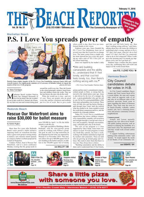 The Beach Reporter | February 11, 2016