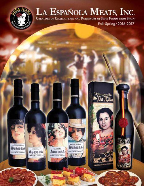 La Española Meats Catalog 2016-17