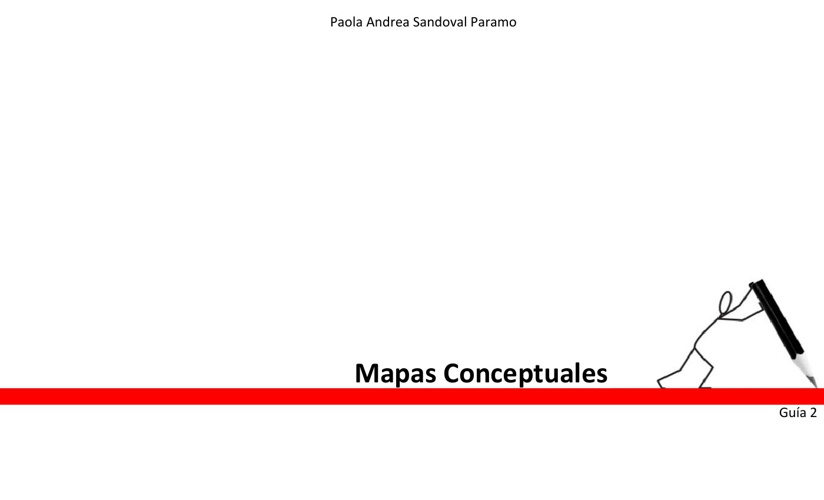 Mapas conceptuales Paola Sandoval