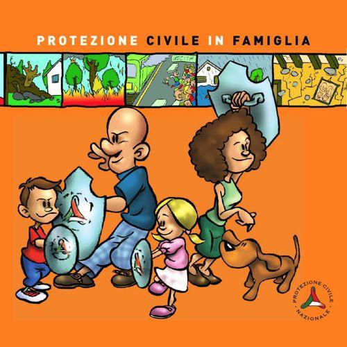 PROT.CIV. IN FAMIGLIA