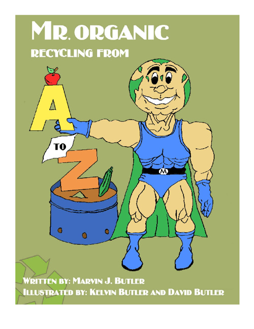 Mr. Organic Recycling from A to Z