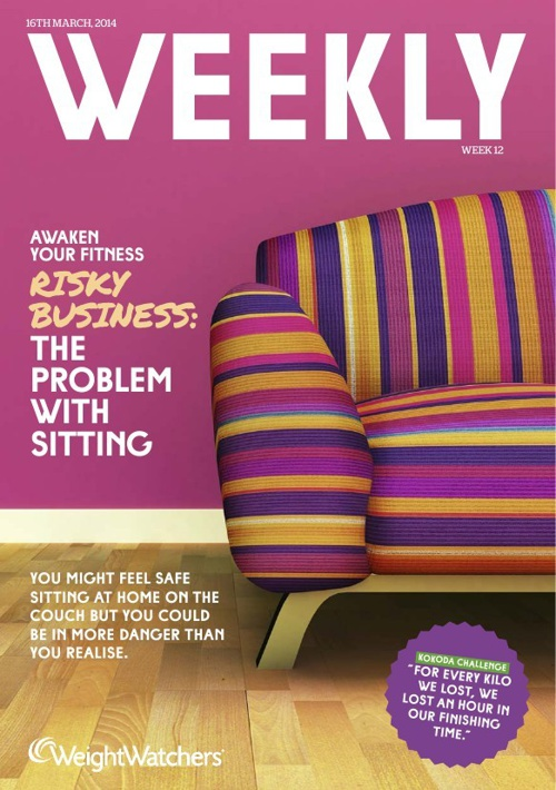 Weight Watchers Weekly Issue 12