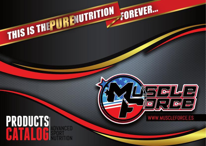 Catalogo Muscle Force