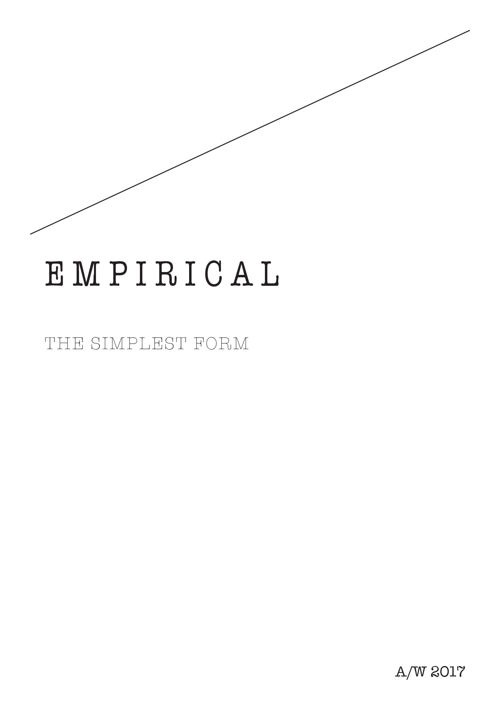 Empirical Trend book new updated for 3rd year