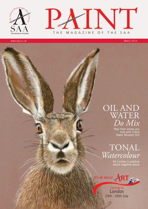 Paint Magazine March 2014