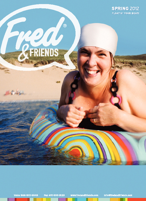 Fred & Friends Spring 2012