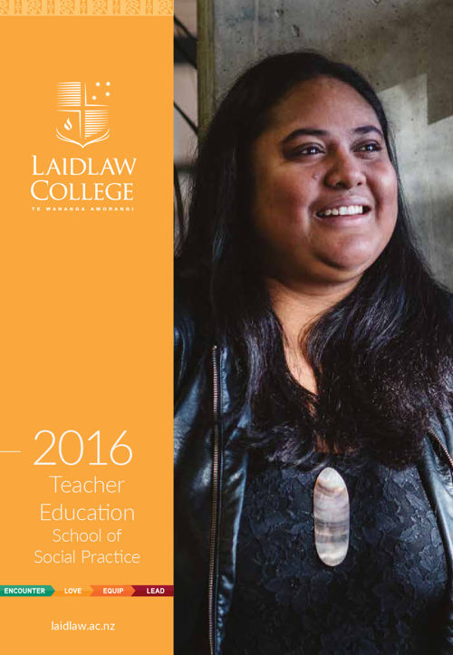 Teacher Education Handbook 2016