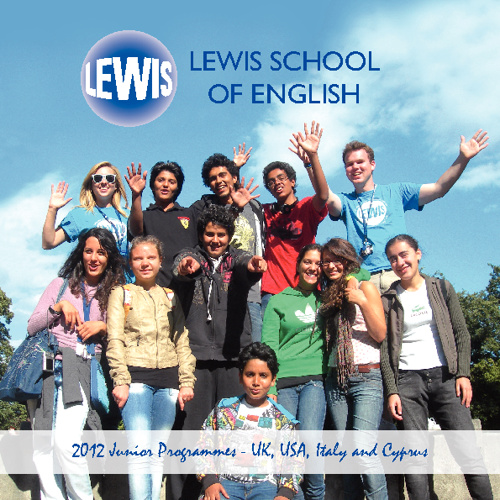 Lewis School Junior Centres Brochure 2012