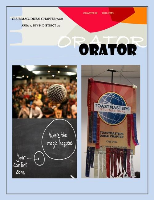 ORATOR Q III