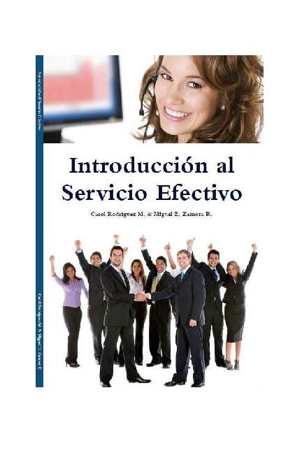 """""""Introducción al Servicio Efectivo"""""""