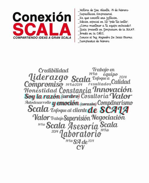 Conexión Scala Febrero