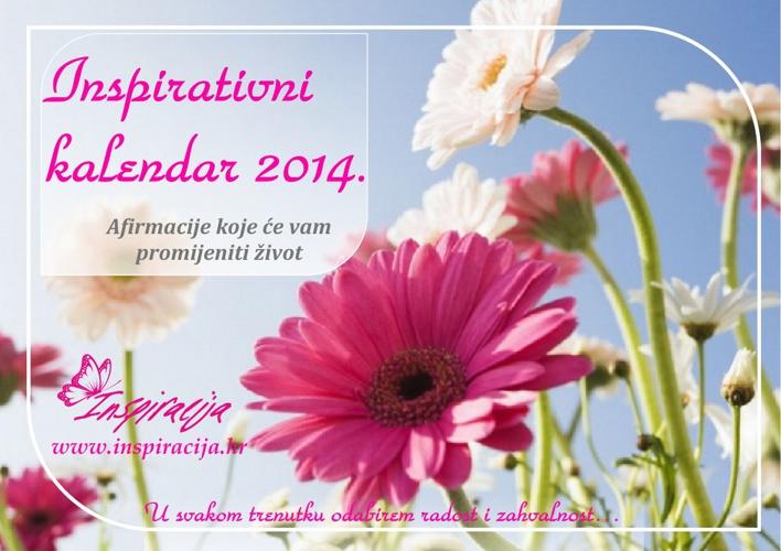 Inspirativni kalendar 2014.
