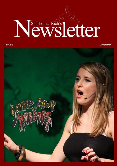 STRS Newsletter 2012