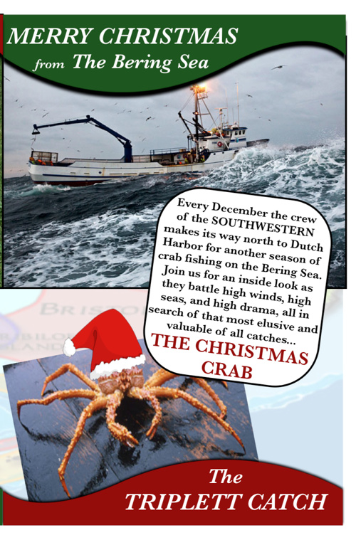 2012 TRIPLETT FAMILY CHRISTMAS CARD