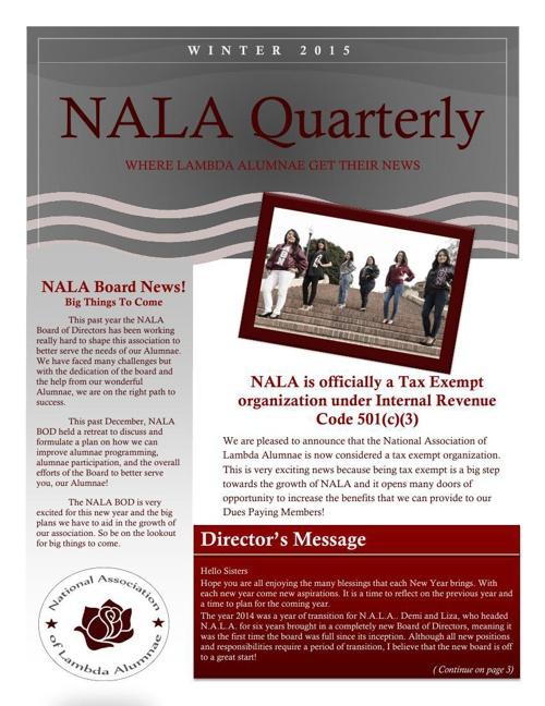 NALA Quarterly
