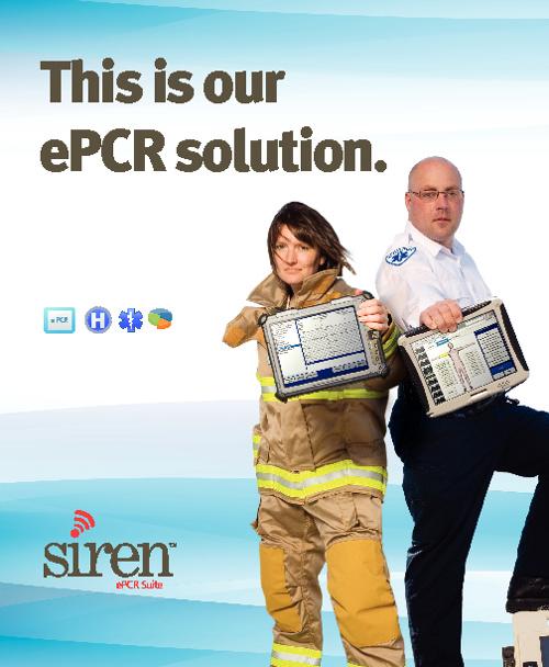 Siren ePCR Suite Brochure