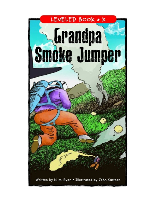 Grandpa Smoke Jumper