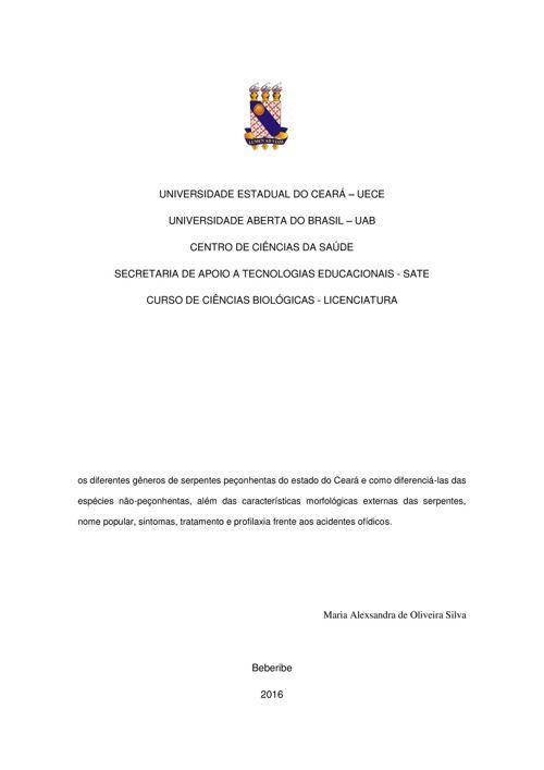 UNIVERSIDADE ESTADUAL DO CEAR1
