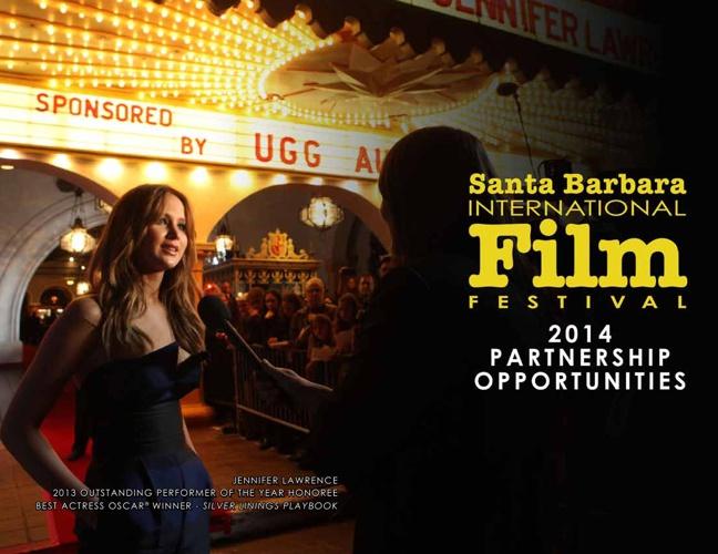 2014 SBIFF Partner Brochure