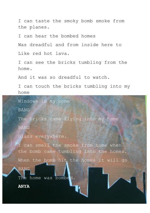 Blitz Poetry