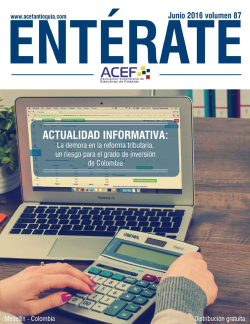 ACEF ENTÉRATE JUNIO 2016