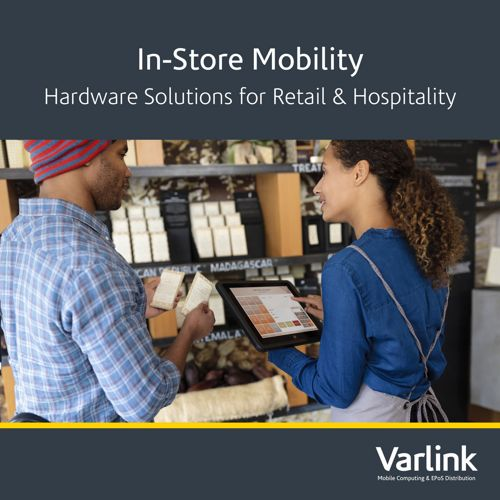 In-Store Mobility Brochure