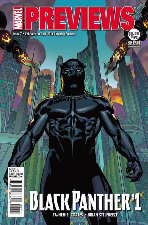 Feb16 Marvel Previews