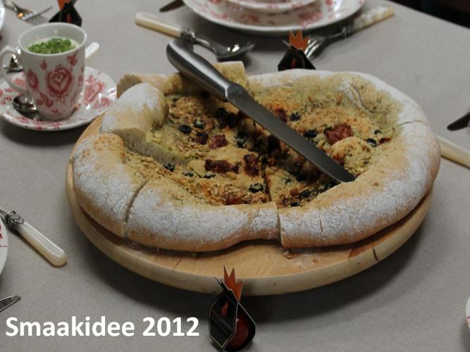Inspiratiebook Smaakidee 2012