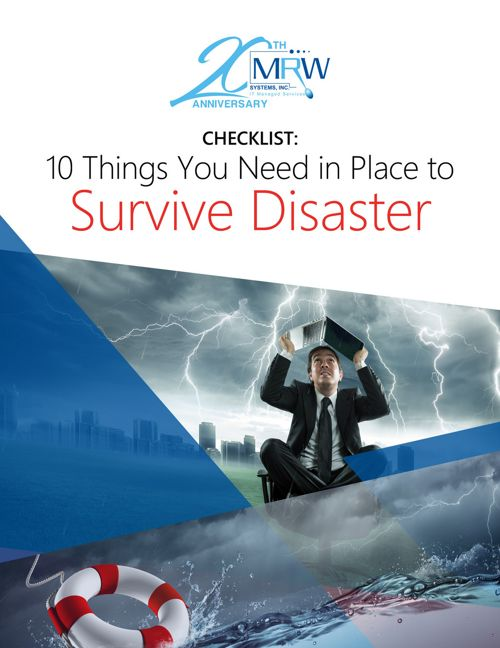 Disaster Planning In Baltimore | Business Continuity Plannin