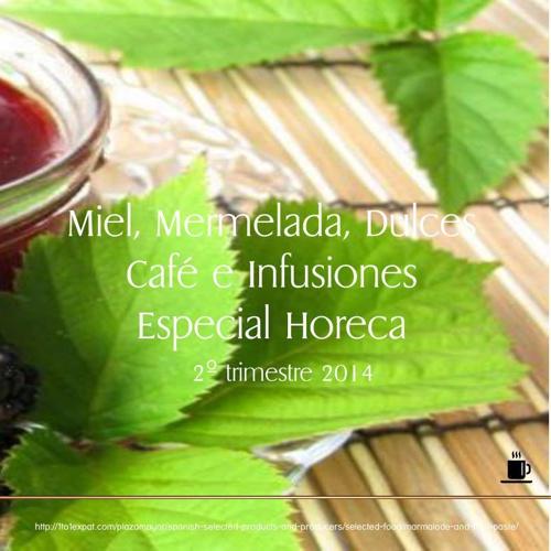 Honey Coffee Horeca 2014