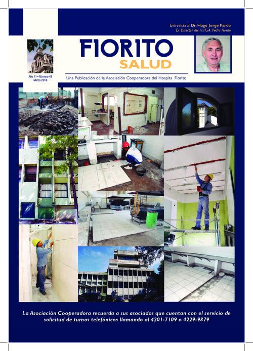 Revista Fiorito Salud Nº 49