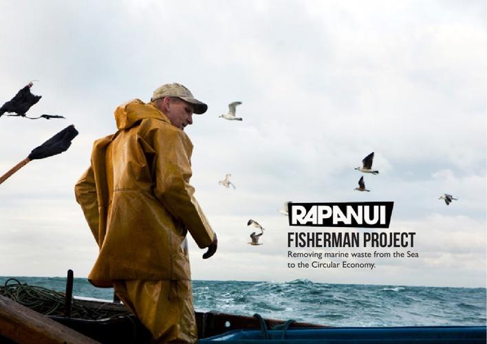 Fisherman Jacket - Rapanui