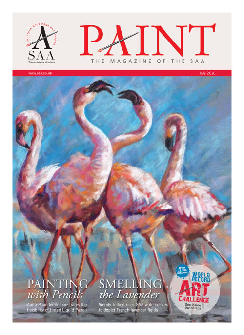 Paint Magazine July 2016
