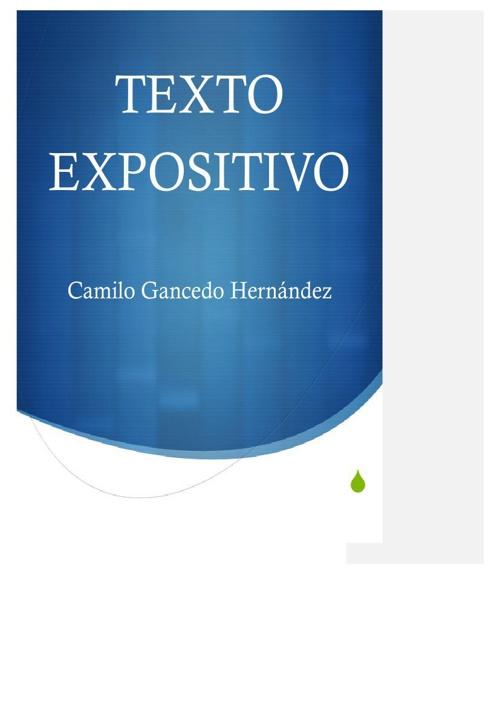 Expositivo Camilo Gancedo